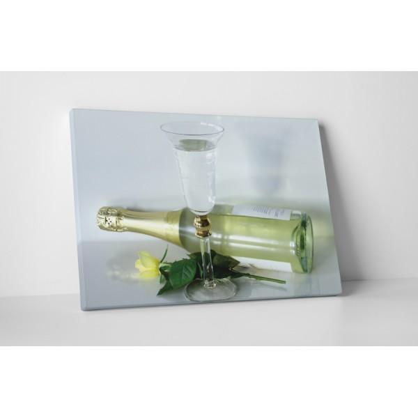 Fľaša šampanského