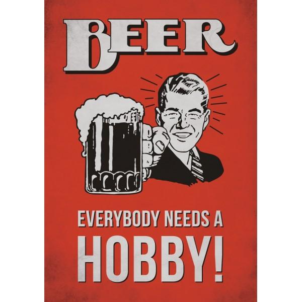 Pivo ako hobby