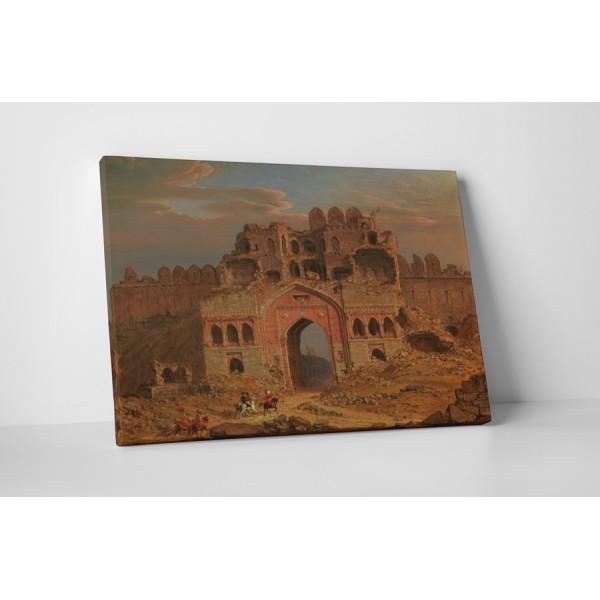 Purana Qila Fort