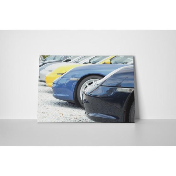 Autá Porsche