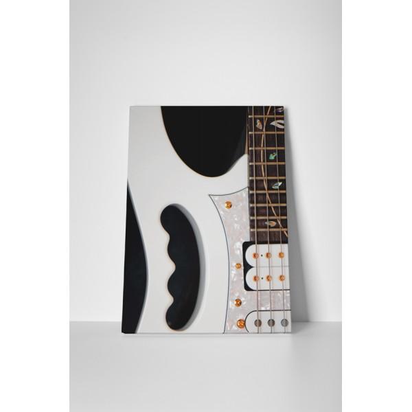 Biela gitara