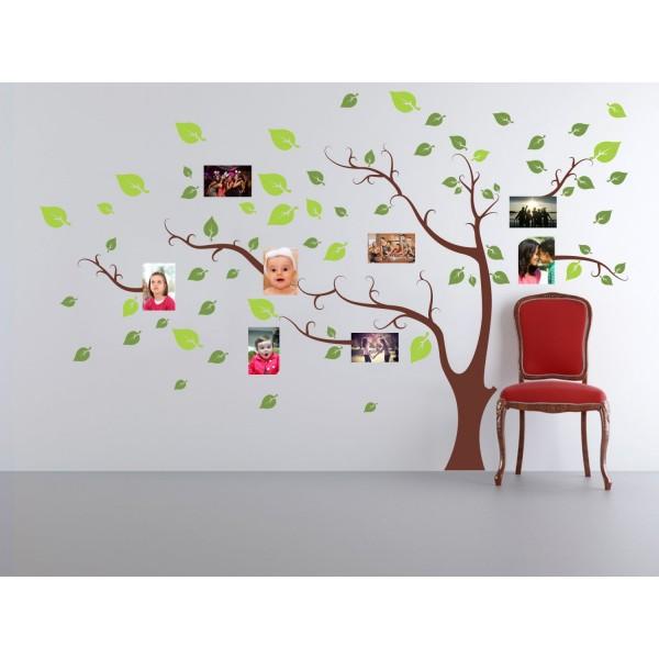 Strom spomienok - Farebný nálepkový balík