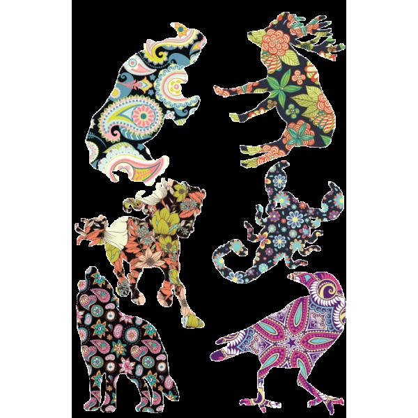 Abstract zvieratá 1