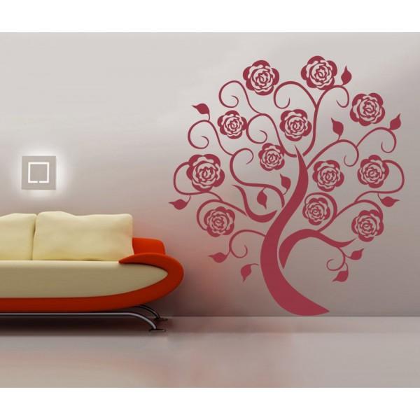 Ružový strom