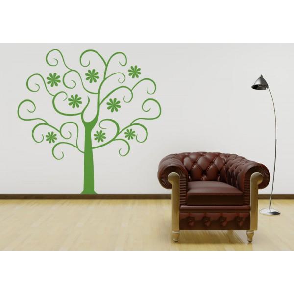 Kvetinový strom