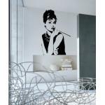 Šarmantná Audrey Hepburnová