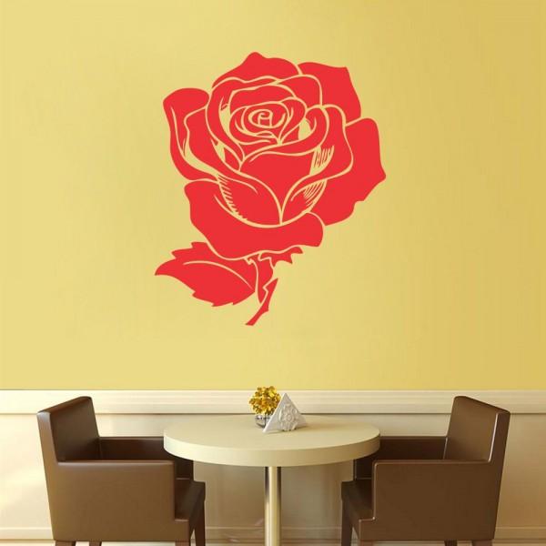 Odkvitnutá ruža