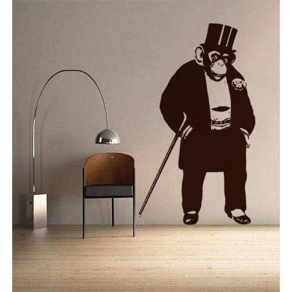 Elegantná opica