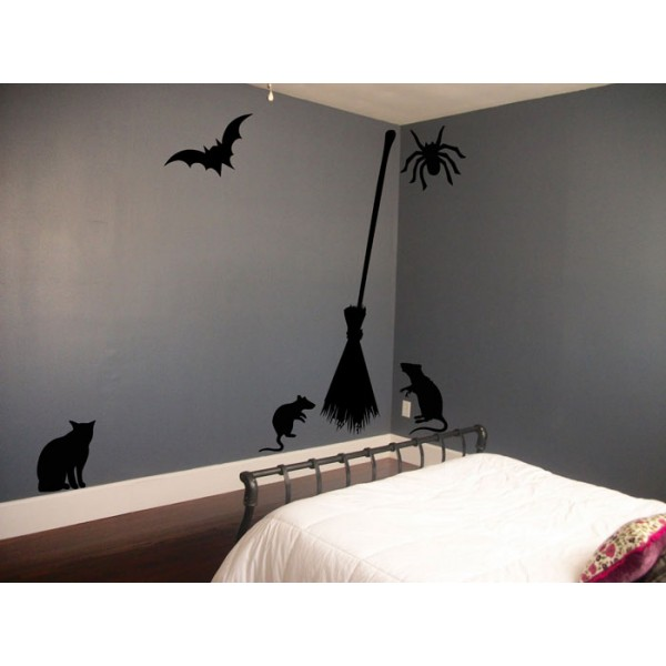 Strašidelné halloween