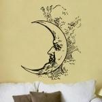 Mesiac na oblohe