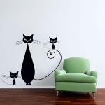 Rodina mačiek