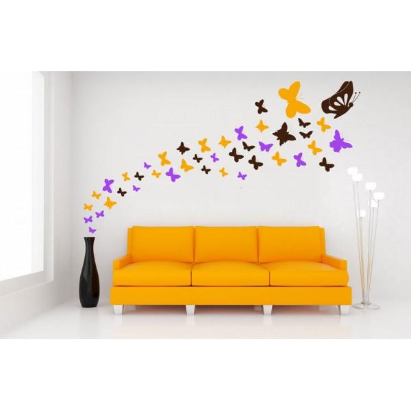 Jarné motýle (balíček)