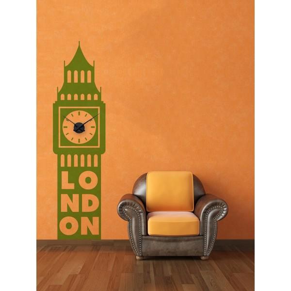 Big Ben + nástenné hodiny
