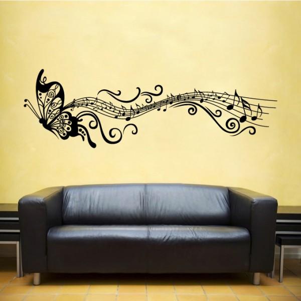 Hudobný motýľ