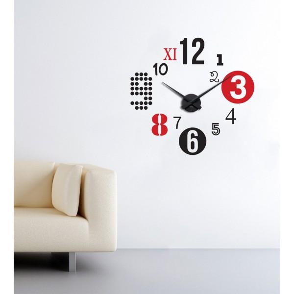 Elegantné hodiny (viacfarebné) + nástenné hodiny