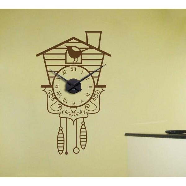 Klasické hodiny + nástenné hodiny