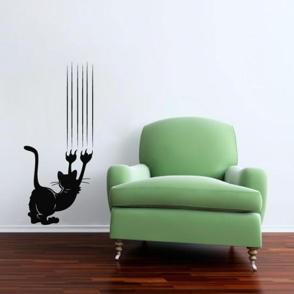 Agresívna mačka
