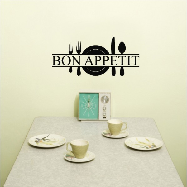Bon Appetit - Dobrú chuť