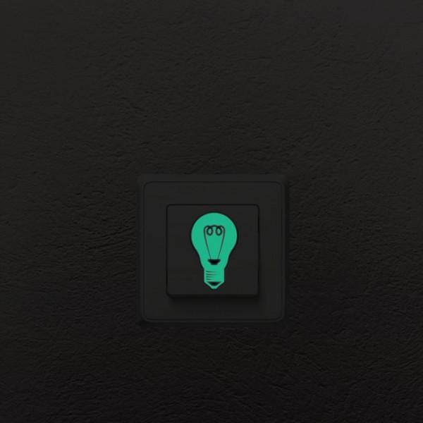 Svietiaca žiarovka - 10 ks.