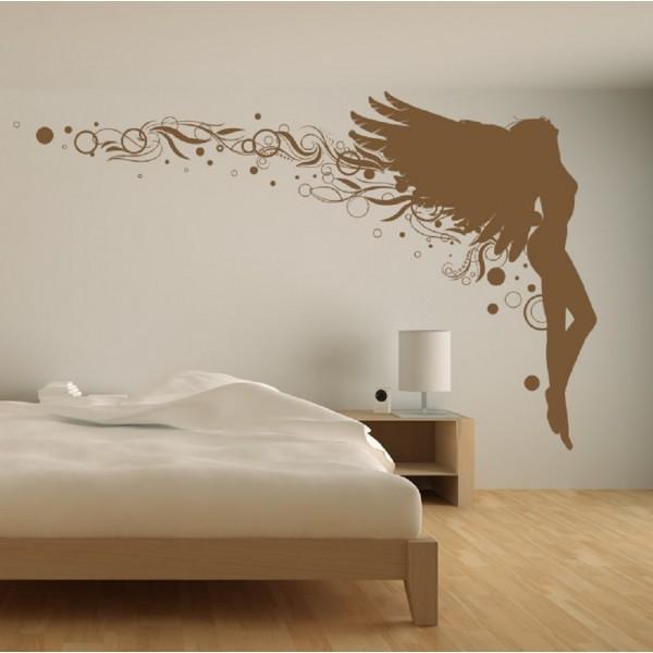 Anjel v spálni