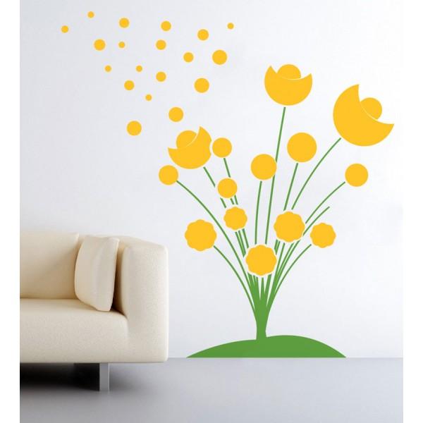 Kytica z tulipánov (viacfarebná)