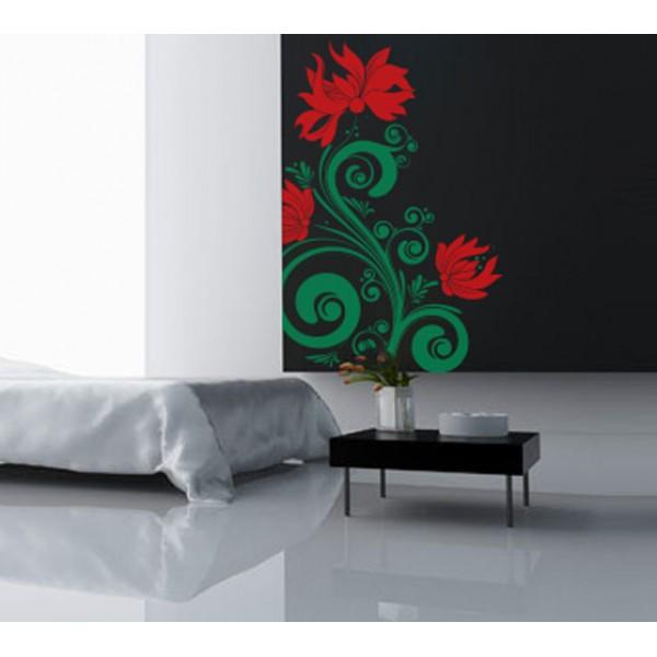 Kvetinový symbol (viacfarebný)