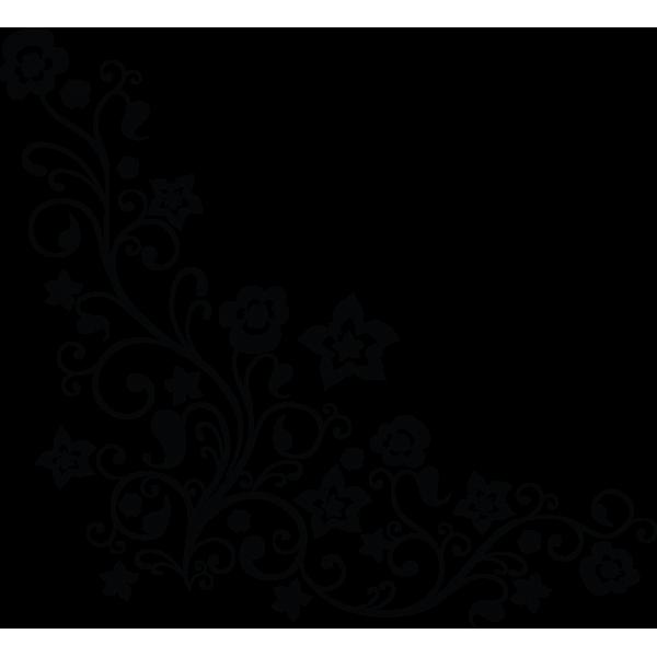 Nálepky pre Notebook - Exotické kvety