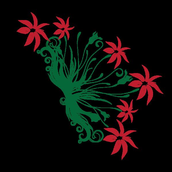 Kvety pre relaxáciu (viacfarebné)