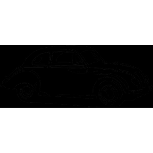 Klasické autíčko