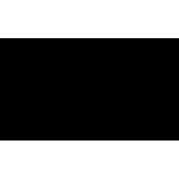 Jemná rastlina 80x46cm biela (A1586)