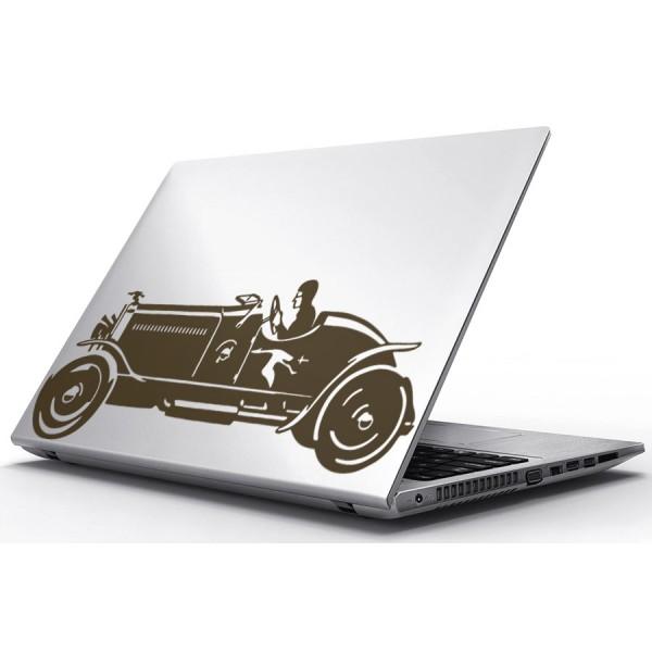Nálepky pre Notebook - Auto 1942