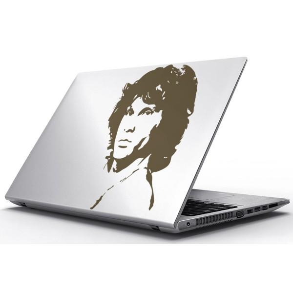 Nálepky pre Notebook - Jim Morrison