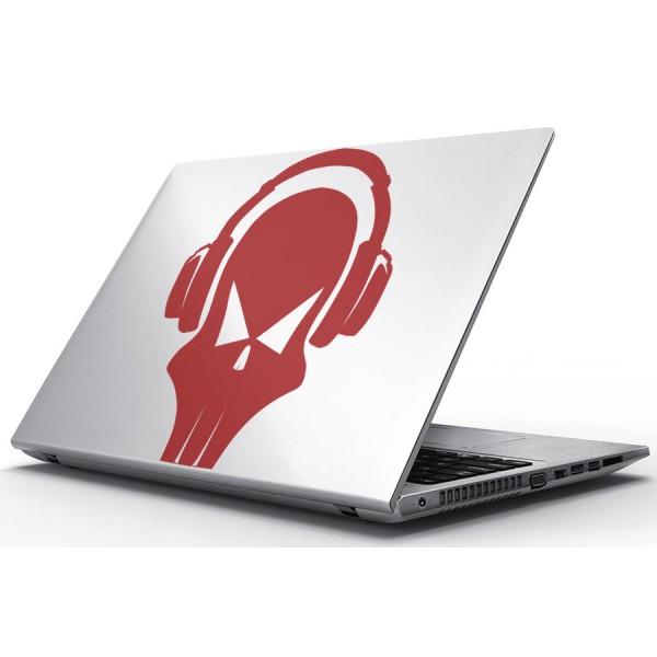 Nálepky pre Notebook - Hudba je hlasná
