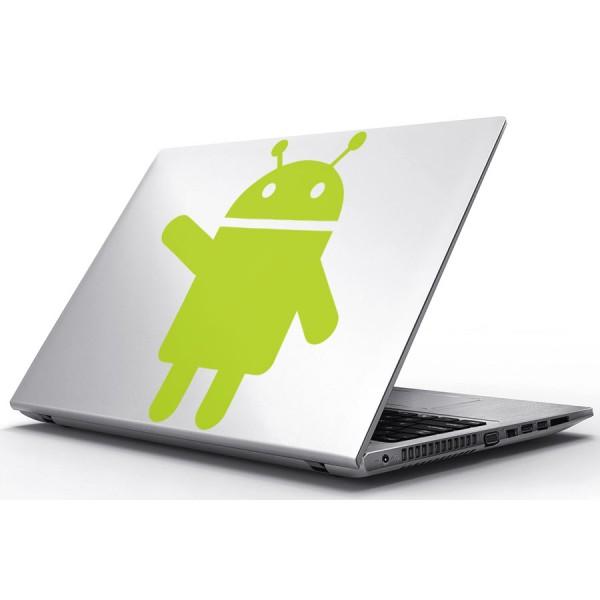 Nálepky pre Notebook - Android