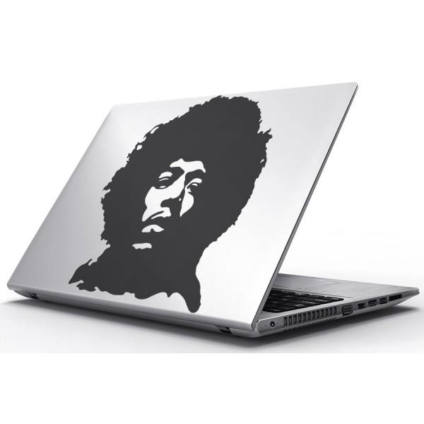 Nálepky pre Notebook - Jimi Hendrix