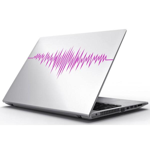 Nálepky pre Notebook - Frekvencia