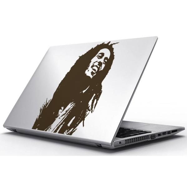 Nálepky pre Notebook - Bob Marley